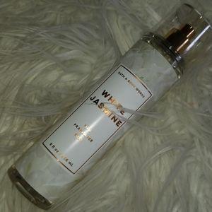 NEW BBW White Jasmine Fine Fragrance Mist